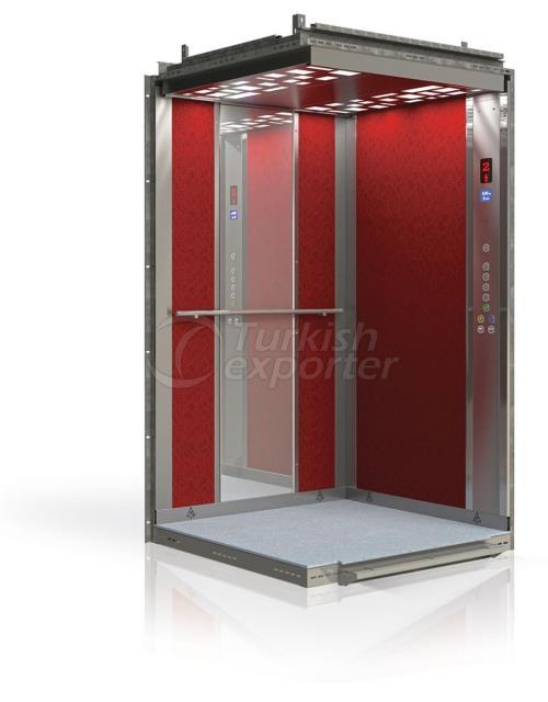 Elevator Cabin İDA KBN 04