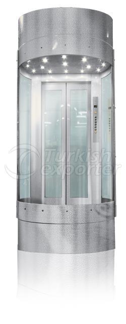 Elevator Cabin İDA KBN 23