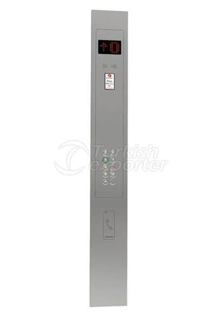 Cabin Button IAC 002D