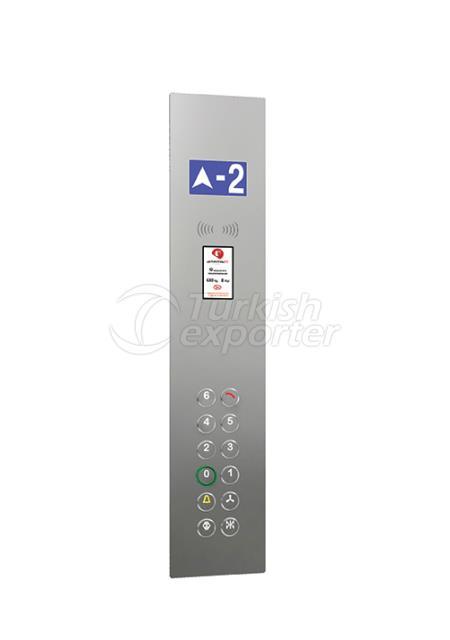 Cabin Button IAC 001L