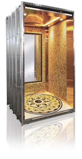 Elevator Cabin İDA KBN 18
