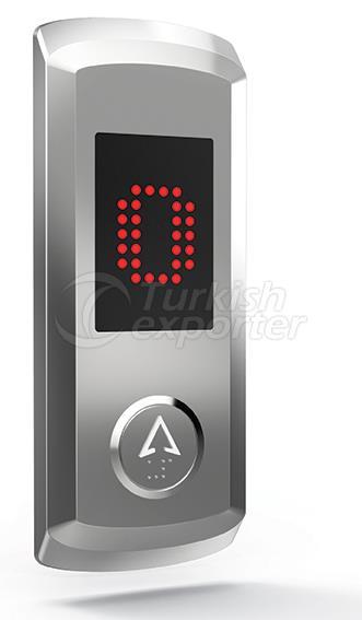 Floor Button IAL 102