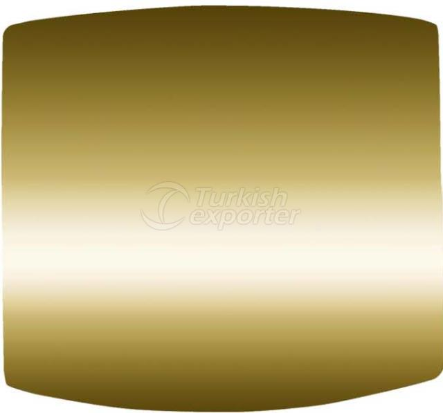 Lift Decoration MIRROR TI-GOLD