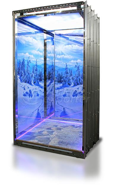 Elevator Cabin İDA KBN 17