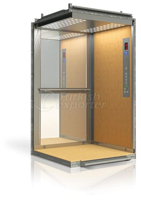 Elevator Cabin İDA KBN 07