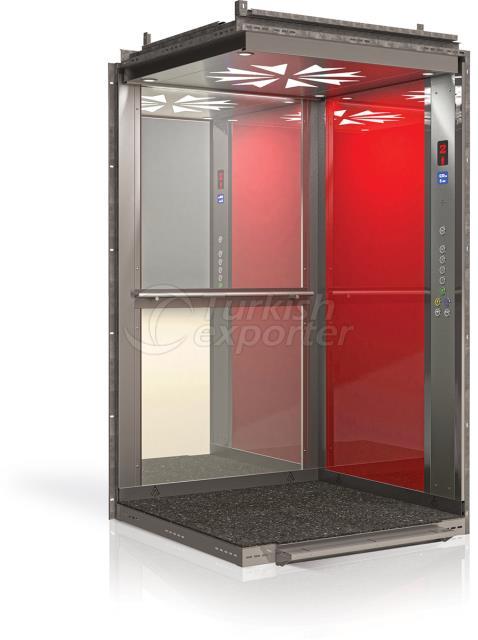 Elevator Cabin İDA KBN 12