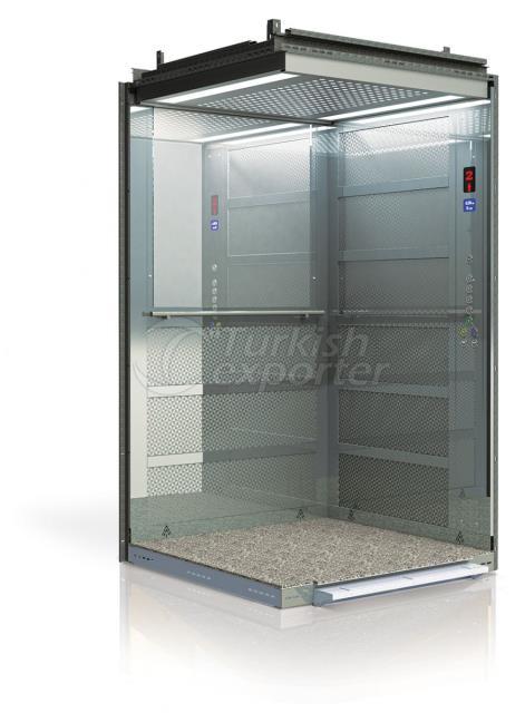 Elevator Cabin İDA KBN 14