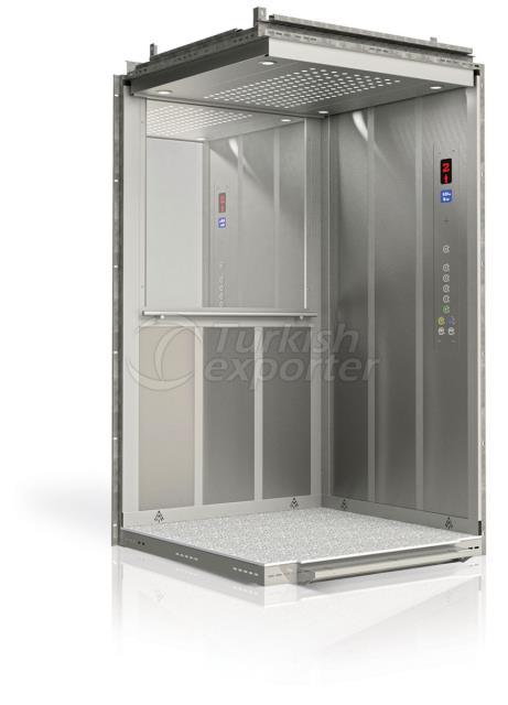 Elevator Cabin İDA KBN 08