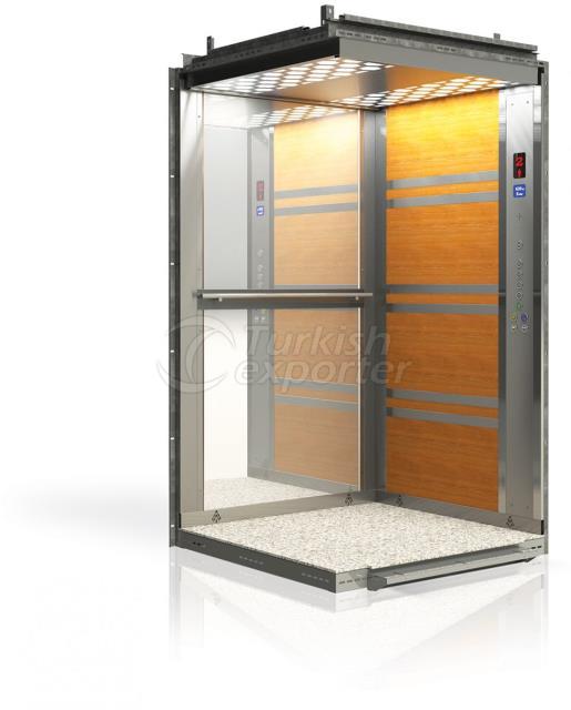 Elevator Cabin İDA KBN 05