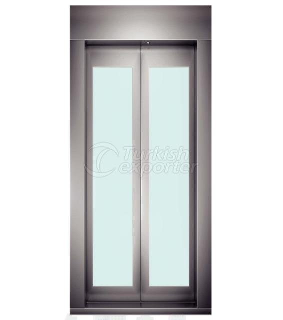 Automatic Door FRAMED GLASS