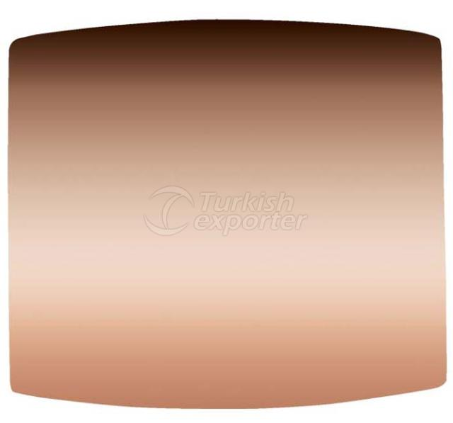 Lift Decoration MIRROR TI-ROSE
