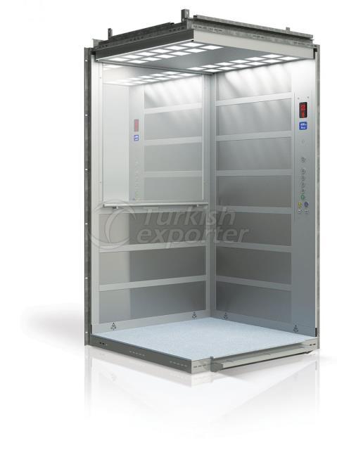 Elevator Cabin İDA KBN 09