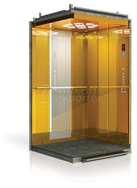 Elevator Cabin İDA KBN 15