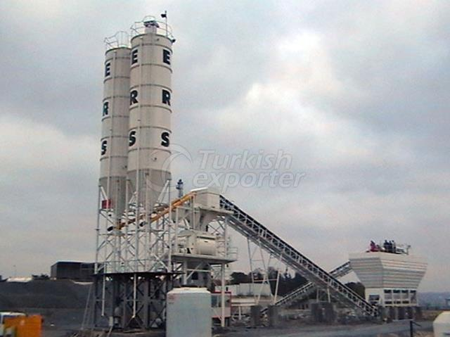 Stationery Concrete Batching Plant GBS-100