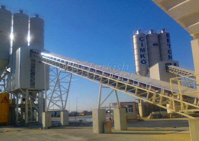 Stationery Concrete Batching Plant GBS-180