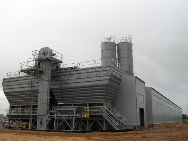 Stationery Concrete Batching Plant GBS-30