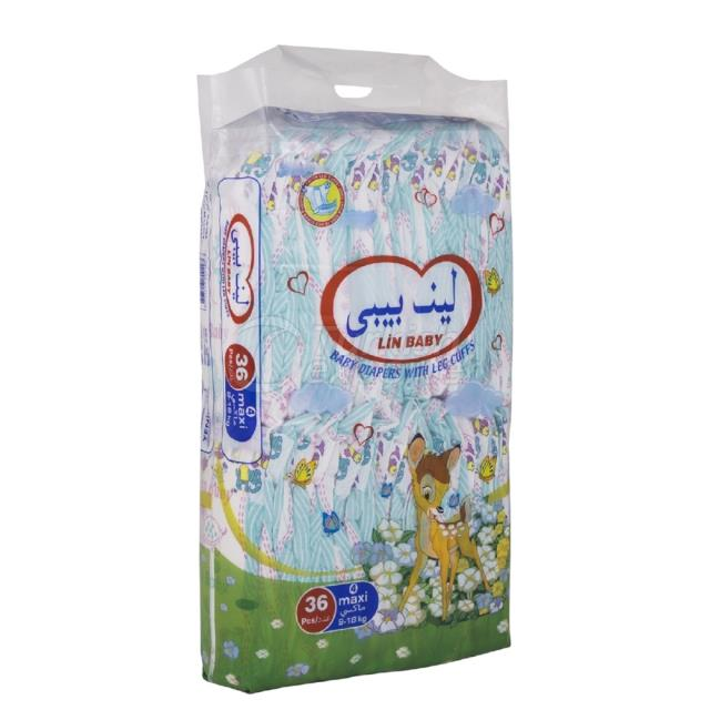 Baby Diapers Maxi 36 pcs