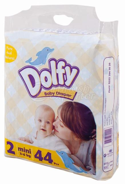 Baby Diapers Dolfy Mini