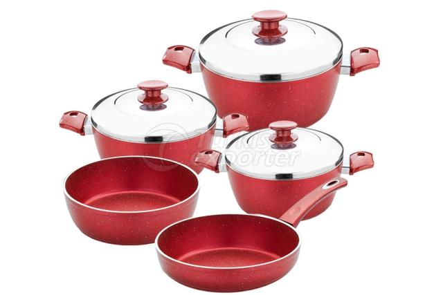 Granite Cookware Sets Alima