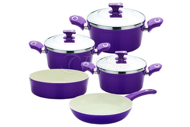 Ceramic Cookware Sets Ahesma