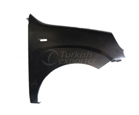 Front Fender (Wing) RH
