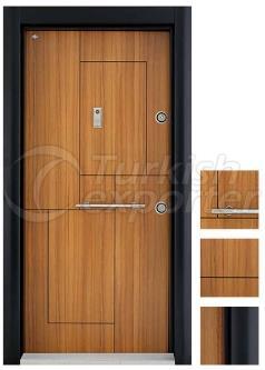 Steel Door E-010