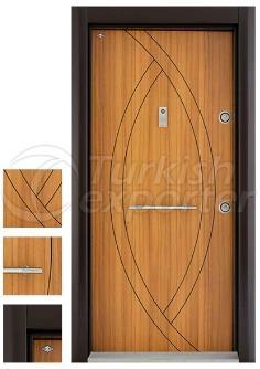 Steel Door E-007