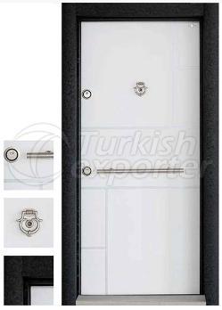 Steel Door Z-013