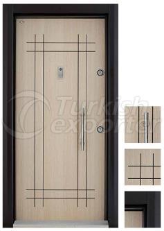 Steel Door E-008