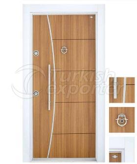Steel Door Z-014
