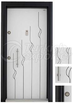 Steel Door E-006
