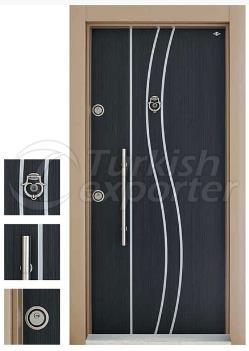 Steel Door Z-009