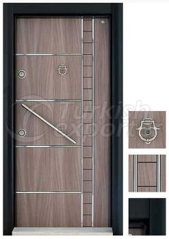 Steel Door Z-002