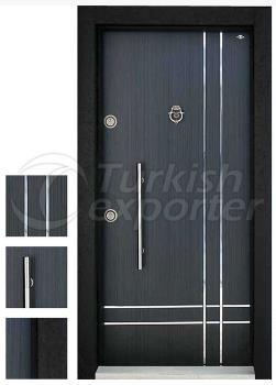Steel Door Z-003