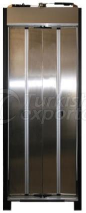 Folding Elevator Door