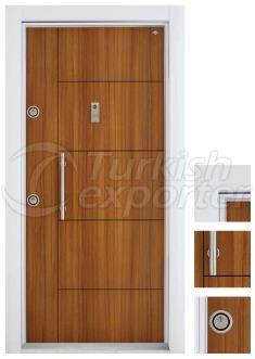 Steel Door E-002