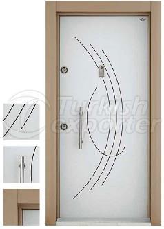 Steel Door E-009