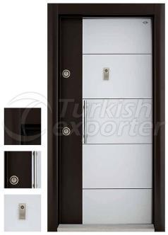 Steel Door E-001