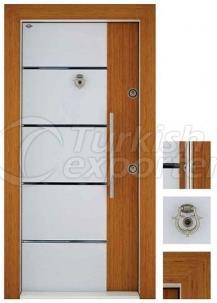 Steel Door Z-007