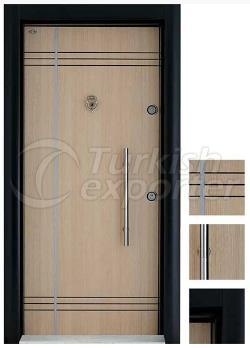 Steel Door Z-012