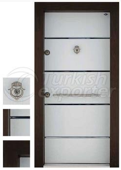 Steel Door Z-001