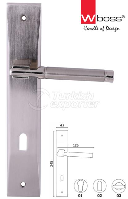 Trend Aluminium Door Handle
