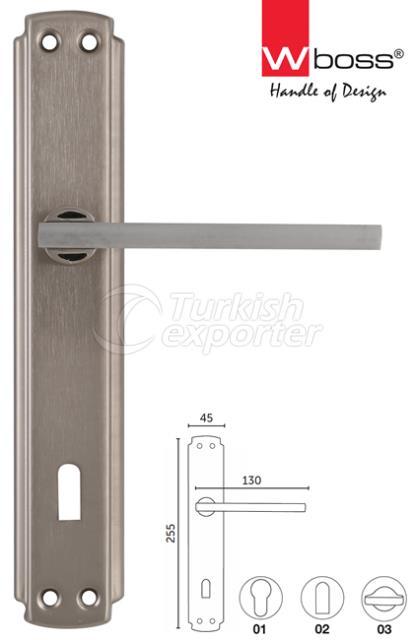 Elif Aluminium Door Handle
