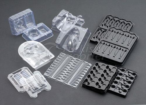 Plastic Tray Separ Plastic