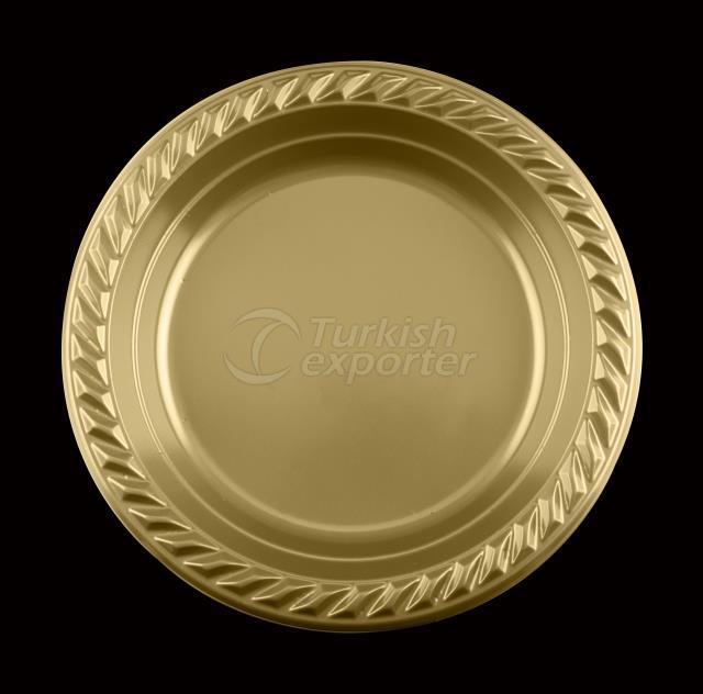 Disposable Plate  Separ Plastik