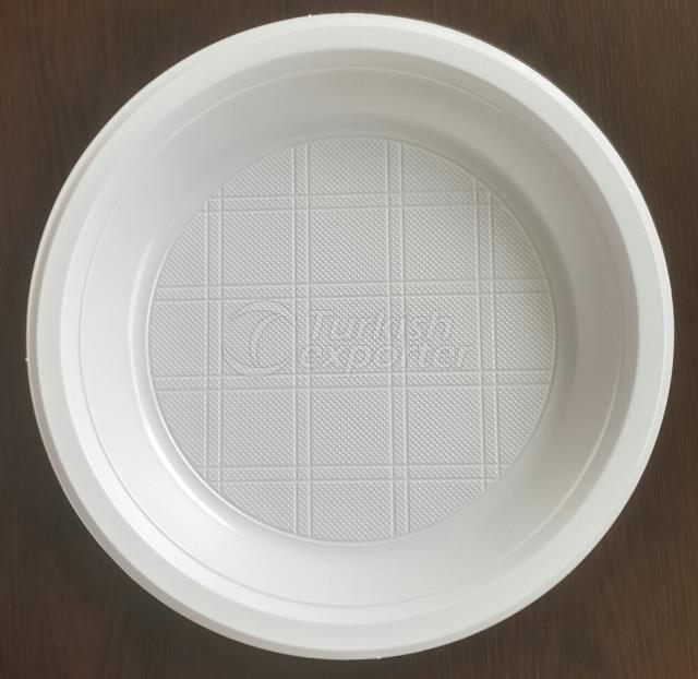 Disposable Plastic Plates Separ