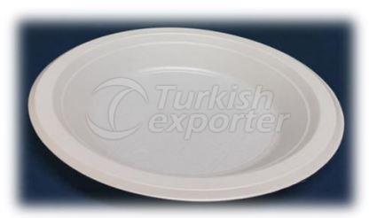 205mm Round Plate