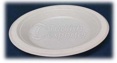 220mm Round Plate