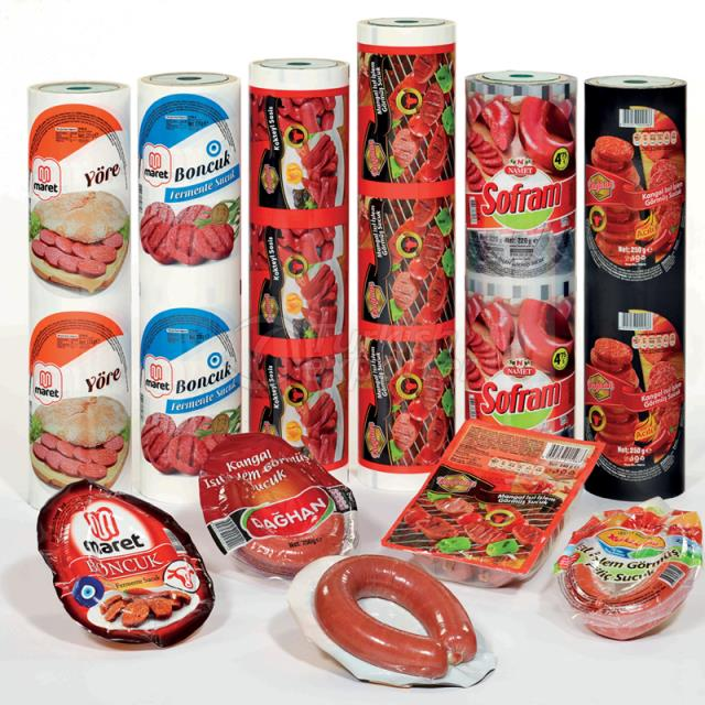 Meat Packaging Products