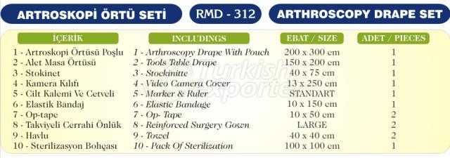 Arthroscopy Drape Set